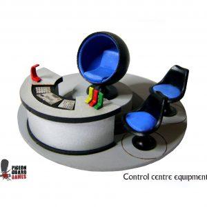 control desk kit