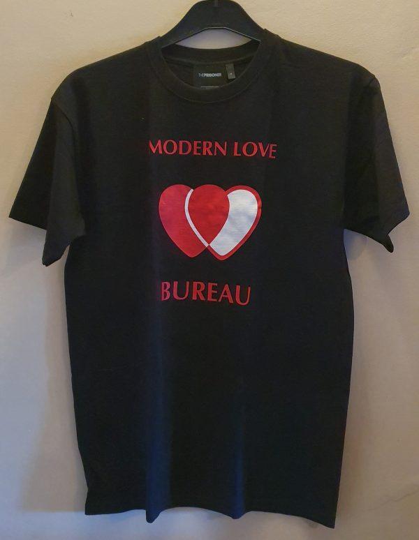 modern love tshirt