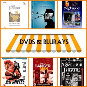 DVDs & BluRays