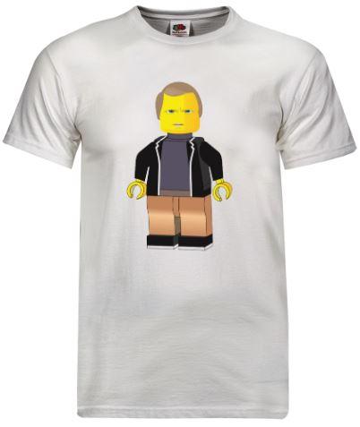 number 6 tshirt